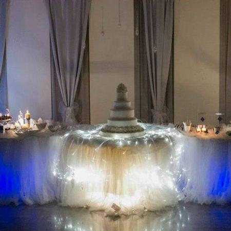 wedding cake Amaranto